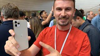 iPhone 11 Pro ve iPhone 11 Pro Max elimizde ön inceleme