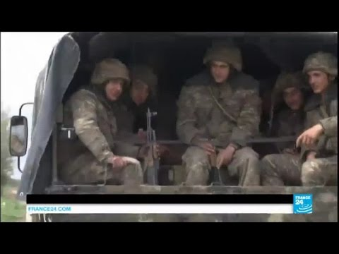 Nagorno-Karabakh: Azerbaijan and Armenia-backed rebels agree to a ceasefire