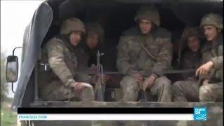 Nagorno-Karabakh: Azerbaijan and Armenia-backed rebels agree to a ceasefire