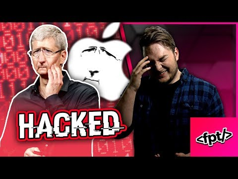 APPLE WAS JUST HACKED... BY A 16 YEAR OLD 😂