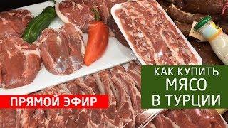 Прямой эфир: Как купить мясо в Турции