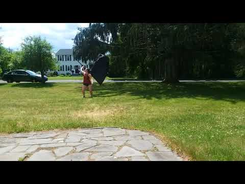 UMass Amherst Color Guard Audition