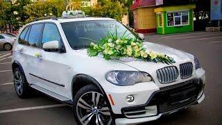 Заказать свадебный кортеж BMW X5 Иваново