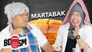 Martabak Campur Segala feat. Mamah Jejeh I BDSM #7