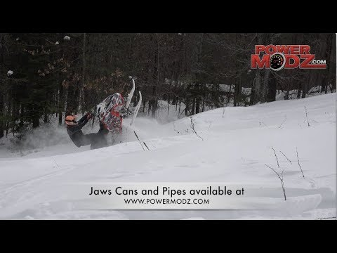 THE BEST BRAAAP VIDEO EVER!  JAWS CANS AND PIPES.