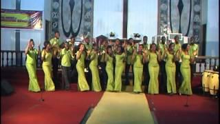 AFRICAN YOUTH CHOIR, WINNEBA (AYC) GHANA - GHANAIAN CHORAL MUSIC HIGHLIFE NTI OWURA