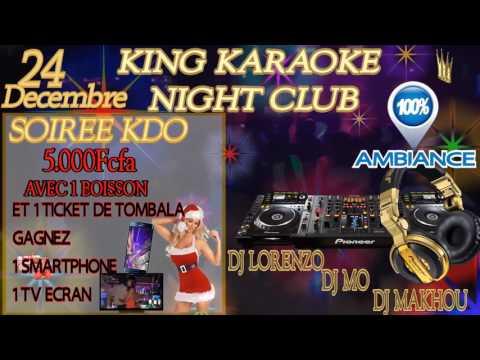 King karaoke saly
