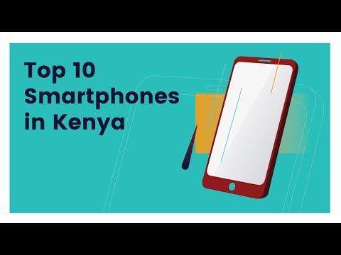 Top 10 Smart Phones In Kenya