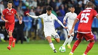 【UEFAスーパーカップ2016】レアルマドリードvsセビージャ  ハイライト動画 2016/08/09