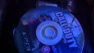 PS3 CD ne tournent plus