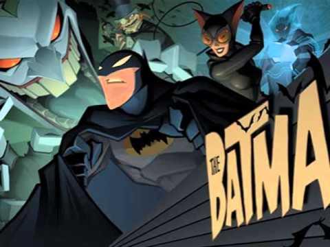 The Batman - Full Theme [HQ]