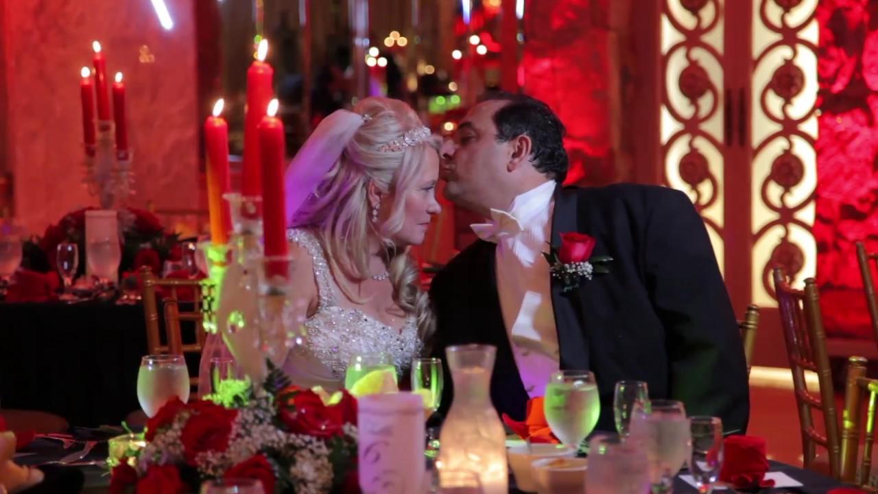 erin & carlo spano phantom of the opera theme wedding 12-13