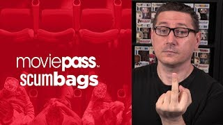 New Moviepass Press Release Shows What Scumbags They Are