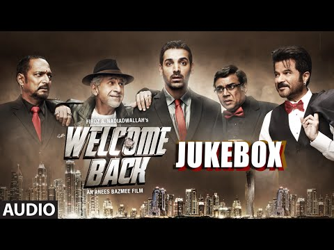 'Welcome Back' Full Audio Songs JUKEBOX | Tutti Bole Wedding Di, 20-20 | T-Series