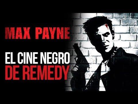 MAX PAYNE: El cine NEGRO de REMEDY | MERISTATION