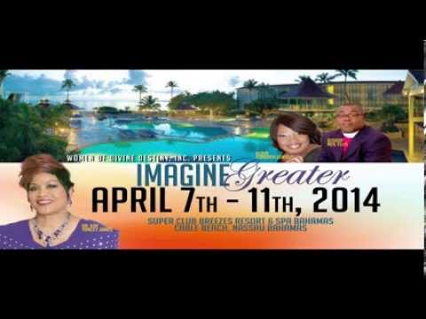 Imagine Greater Conference 2014 with Dr. Kim Yancey James