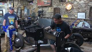 How to Build Custom Model T Doors - Ford Free T - Ep 36