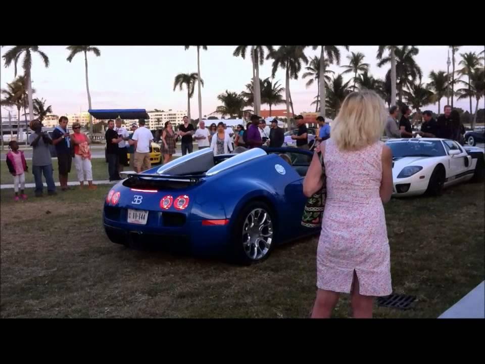 bugatti veyron convertible super sport - youtube