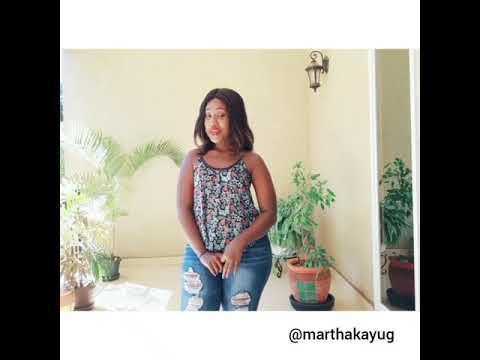 When you don't speak Runyankole but get the general idea 🤣 Martha Kay.