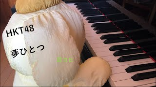 耳コピ&即興演奏が趣味です。 ピアノで即興で弾いてみました。なのでミ...