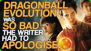 Dragonball Evolution Was So Bad The Writer Had To Apologise (Fear Beerus)