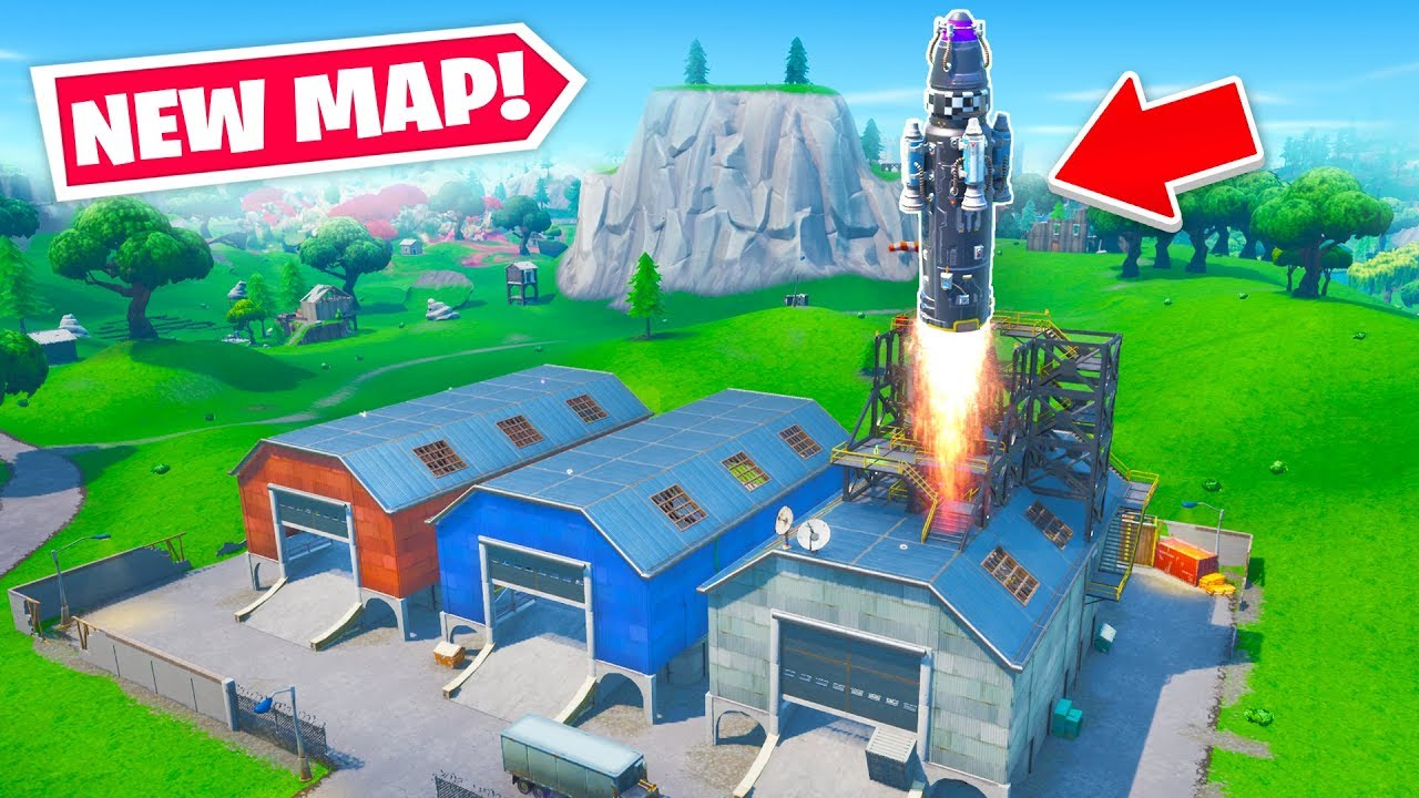 Fortnite Season 11 New Map - EVERYTHING YOU NEED TO KNOW! thumbnail