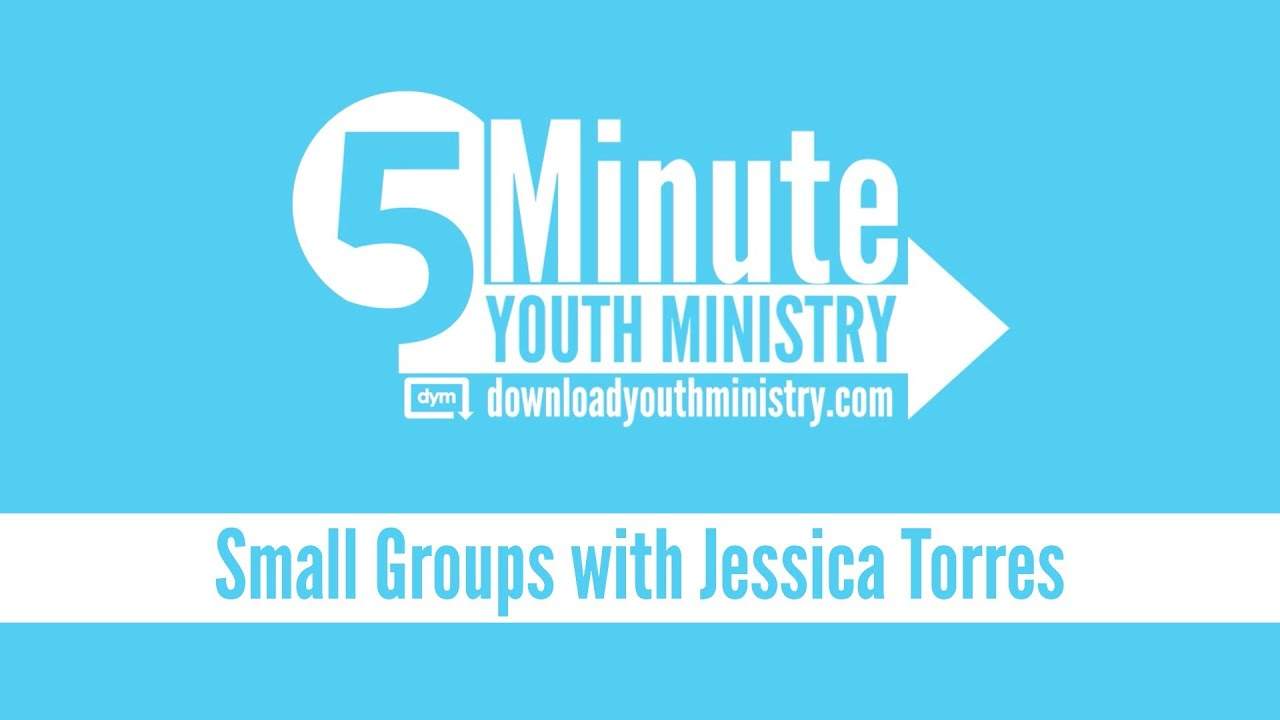 5 Minute Youth Ministry 