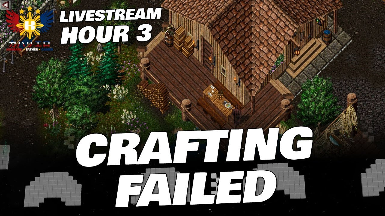 Video - NowPlaying UO OUTLANDS (Crafting Failed) | Outlands