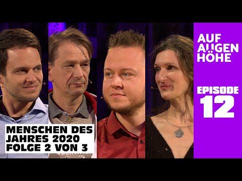 """Menschen des Jahres 2020 """"Aus dem normalen Leben in die Demokratiebewegung"""" Aufzeichnu"""