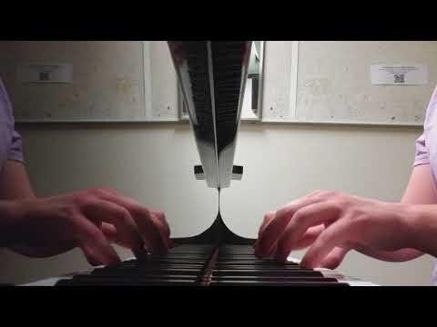 Azariah, Mishael and Hananiah - Twelfth Piano Improvisation - Peter Morgan