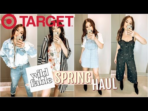target-spring-affordable-haul:-wild-fable-&-who-what-wear