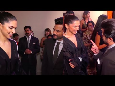 Deepika Padukone and Anil Kapoor's CANDID Moments At GQ Best Dressed