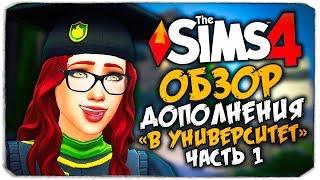 sims 4 - Полный обзор дополнения Симс 4 - На работу