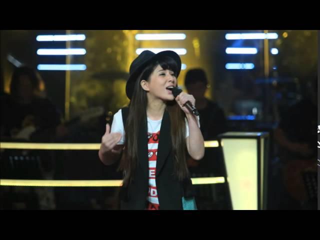 中國好聲音 第四季 - 第六期 2015-08-21 貝貝 - 存在 無雜音版