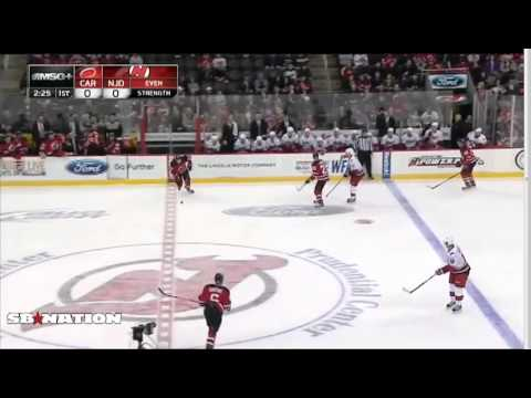 Ilya Kovalchuk scores a goal that rewinds time