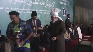 Prize distribution   Ansarullah UK Ijtema 2018
