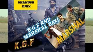 Kgf Mass Bgm X Mersal Bgm | Cover By DHANUSH DJRX|#Yash#Thalapathy_Vijay