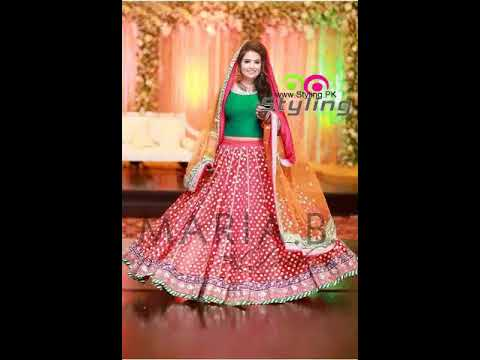 Maria B Formal Bridal Dress Collection Youtube