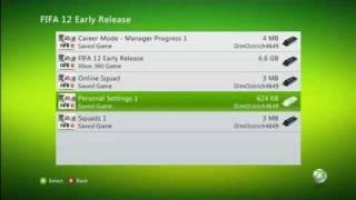 Fifa 12 Virtual Pro Mod 100% Complete  - Tutorial - Download
