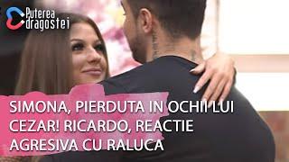 Puterea dragostei(30.04)-Simona, pierduta in ochii lui Cezar! Ricardo, reactie agresiva cu ...