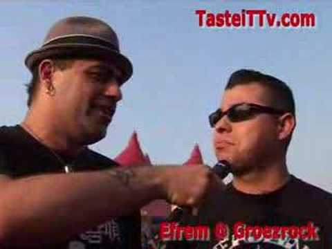Efrem (Death by Stereo) and James (Tiger Army)