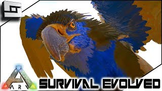 super griffon ark survival evolved s2e3 modded ark w pugnacia dinos