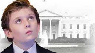 Barron Trump's White House life is different from other first children