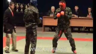 Армейский рукопашный бой.    Russian army  fight!!!!(, 2009-08-10T06:31:46.000Z)