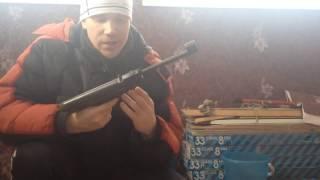 Пневматичний пістолет ІЖ-40 (короткий огляд)