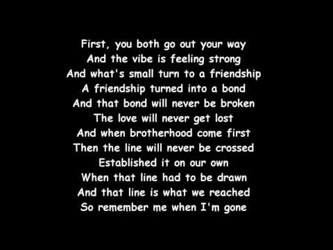 See You Again - Letra