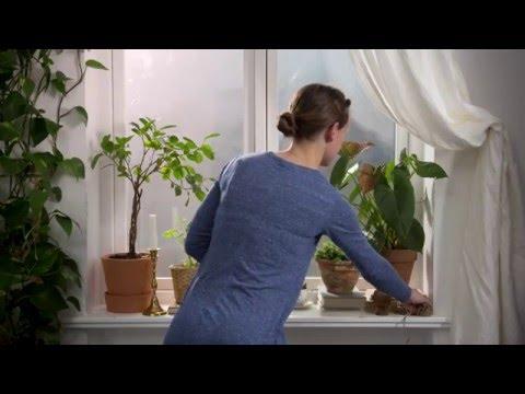 Ikea Ideas Make A Stylish Windowsill Display Youtube