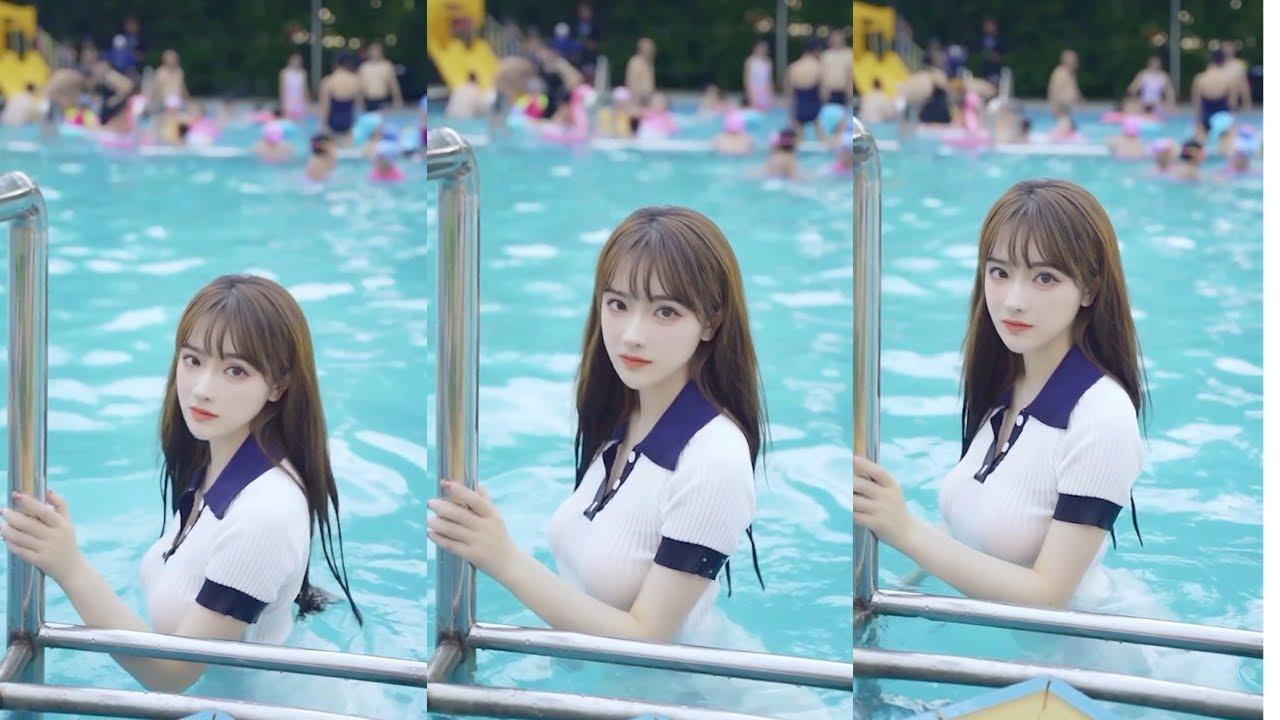 Douyin TikTok 2021  一起游泳啦   抖音最美小姐姐   短視頻合輯top10   性感美女