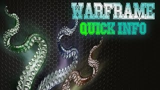Let's Play Warframe #14: Quick Info & Tentacle Porn[German]
