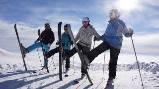 видео Отдых на горнолыжных курортах Армении